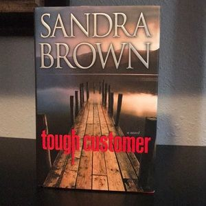 """Tough Customer"" by Sandra brown"